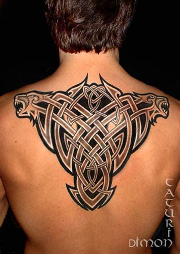 scottish tribal tattoos awesome celtic tattoos design design