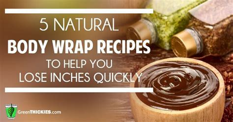 5 wrap recipes to help you lose inches quickly