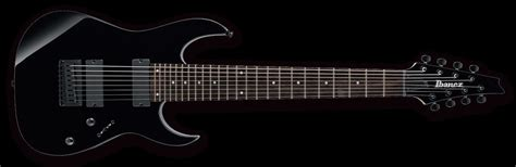 Gitar Ibanez Rg8 Bk ibanez rg8 bk 8 string electric guitar black hh fixed bridge new boxed