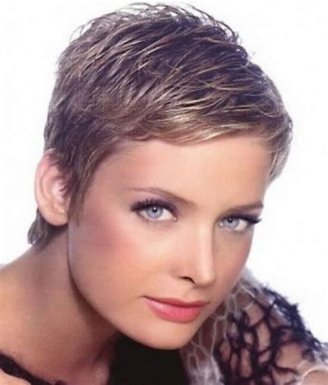 Short Hair Cuts For Very Heavy Women | very very short haircuts for women
