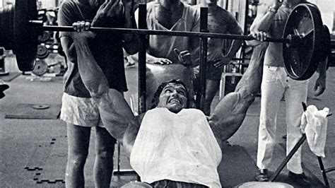 arnold bench press how to build mass as a tall lifter t nation