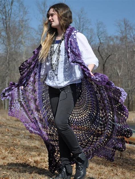 free crochet bohemian vest pattern stevie nicks boho vest free pattern