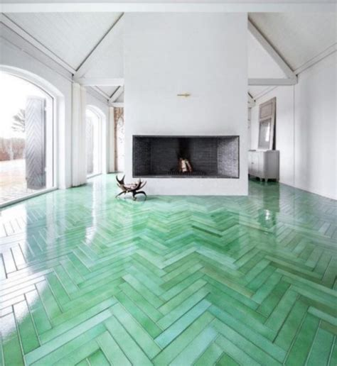 creative flooring ideas