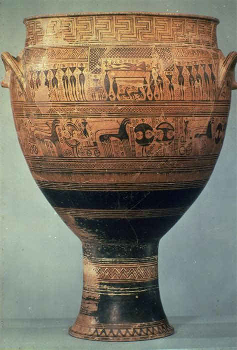 Funerary Vase Krater by Comp At College Studyblue