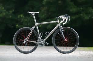 lynskey helix the shiniest bike in the world bike chimp