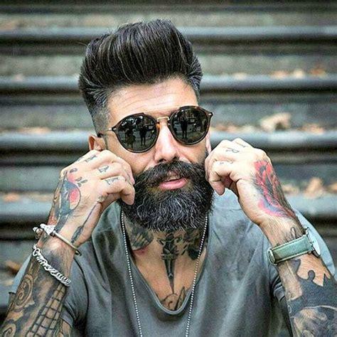 long salt and pepper beards 23 fresh haircuts for men men s hairstyles haircuts 2017