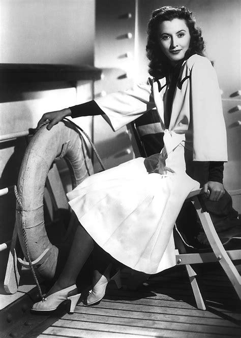 Classic Movie Legend Tribute: Barbara Stanwyck | Classic