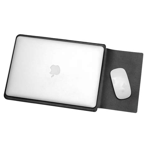 Leather Sleeve Hitam Macbook Pro 15 Inch 2016 leather sleeve for macbook pro 2016 touch bar