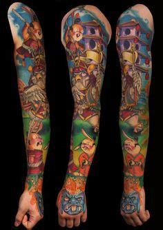 cartoon tattoo artist san diego 1000 images about pop art tattoos on pinterest cartoon