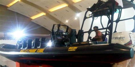 Fiforif Asli Di Tangerang Selatan speed boat anti peluru asli banten diminati pasar dunia