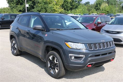 jeep compass trailhawk 2018 2018 jeep compass trailhawk sport utility in