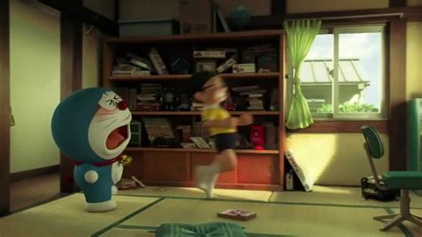 film doraemon trailer trailer doraemon the movie 3d animation 2014