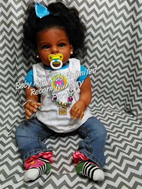 american baby dolls for toddlers aa reborn toddler baby ethnic toddler by