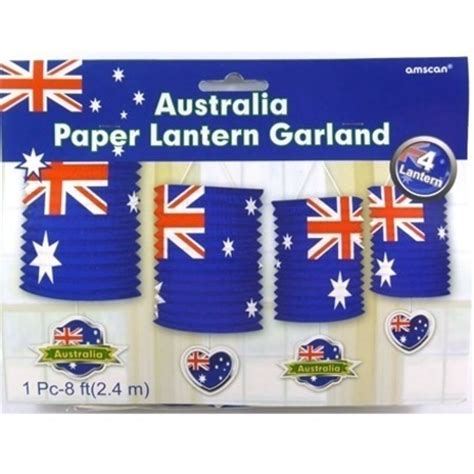 Paper Kits Australia - australia day supplies supplies perth