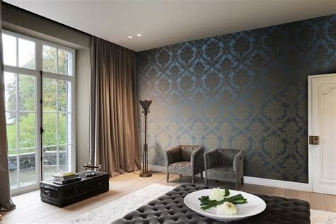 modern interior design wallpaper lolipu modern wallpaper with jacquard texture bringing vintage