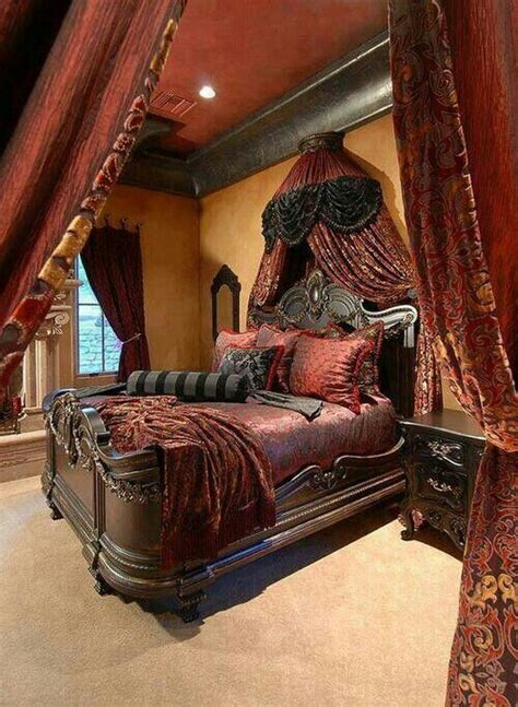 gothic bedrooms gothic style bedroom mermaid victorian romantic