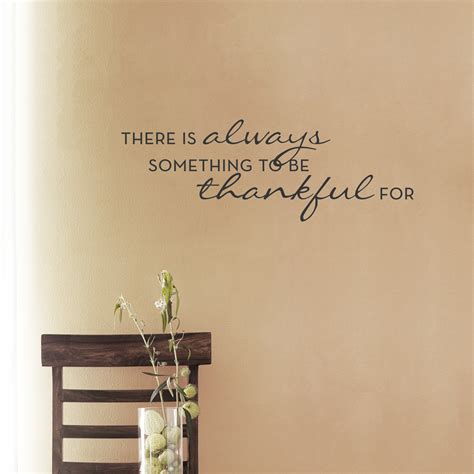 wall decor clearance clearance black 48 quot always thankful wall decal