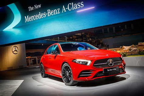 Mercedes 2019 Malaysia by A Detailed Look At The 2019 Mercedes A Class