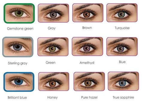 where can i find colored contacts find the qualified 3 tone fresh color blends contact