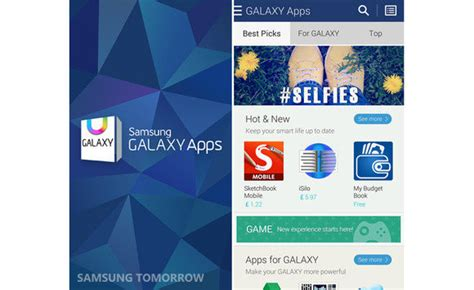 Samsung App Store Samsung Gives Its App Store A Makeover With A Focus On Galaxy Devices Pcworld