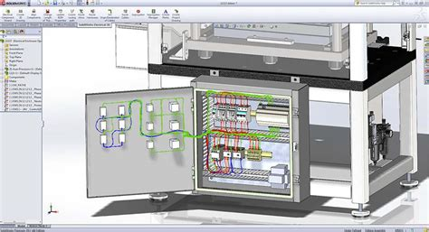 solidworks electrical 3d take your electrical schematics