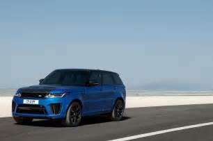 range rover sport 2018 refreshing or revolting 2018 range rover sport motor trend