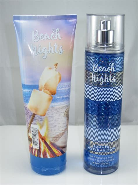bathroom and body works bath body works beach nights is fleetingly beautiful and