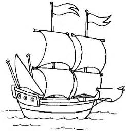 boat coloring pages free coloring pages of boat