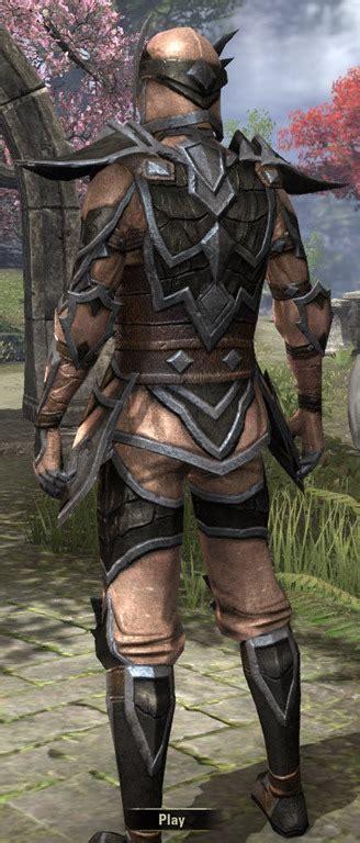 eso fashion dunmer ebonthread elder scrolls