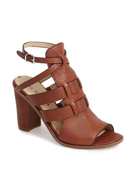 via spiga via spiga brandina leather sandal shoes shop it to me