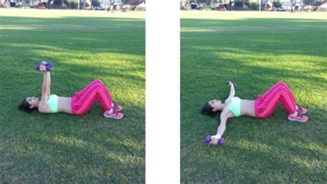 triceps swing 12 best arm exercises for women simple easy
