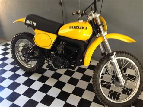 Suzuki Rm370 1976 Suzuki Rm370 For Sale On 2040motos