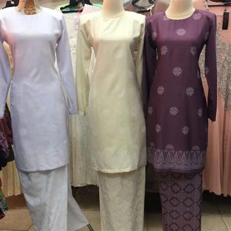 pattern baju kurung songket baju kurung moden songket fesyen muslimah undefined di