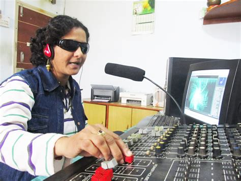 visually challenged visually challenged rj india book of records