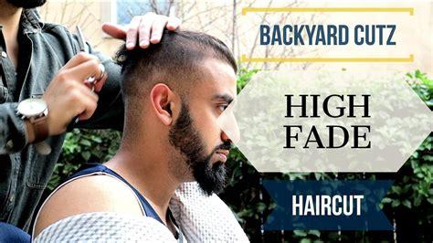 mike conley fade haircut high fade haircut how to fade thin hair backyard cutz