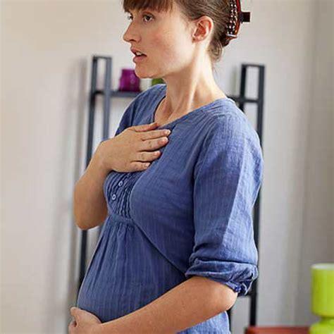 Cara Wanita Hamil Sehat 7 Cara Mengatasi Sesak Napas Saat Hamil Info Sehat Wanita