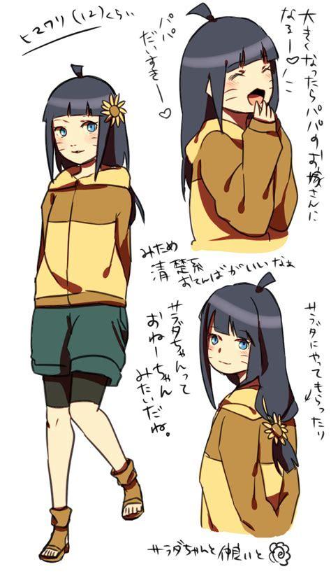 Uzumaki Himawari Naruto Mobile Wallpaper Zerochan Anime Image Board