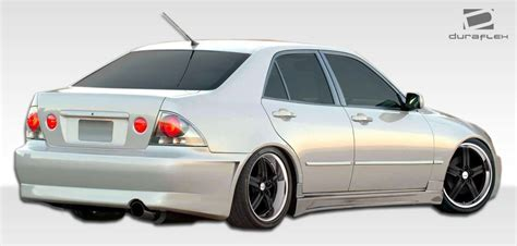 lexus is200 modifications is200 srd rear bumper need help modifications tuning