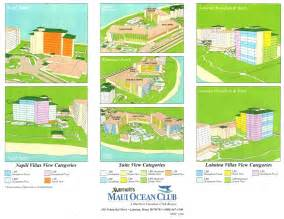 Marriott Maui Ocean Club Floor Plan Marriott Maui Ocean Club Program Explained Advantage