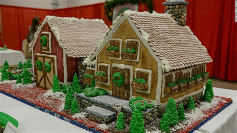 how to make a gingerbread house boston architecture competition this gingerbread house can be yours for 78 000
