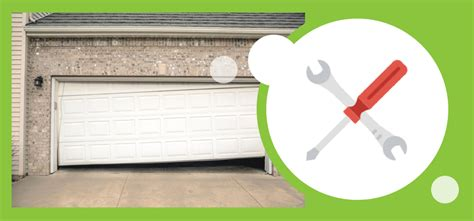 how to fix garage door track and 6 reasons rollers