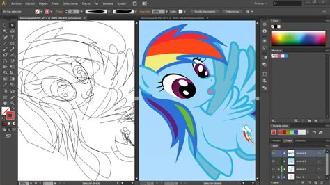 imagenes vectoriales adobe illustrator probando illustrator cs6 by rainbownspeedash on deviantart