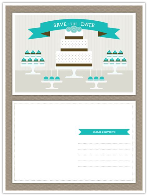 Do It Yourself Save The Date Cards Templates by Save The Date Templates Diy Wedding Up