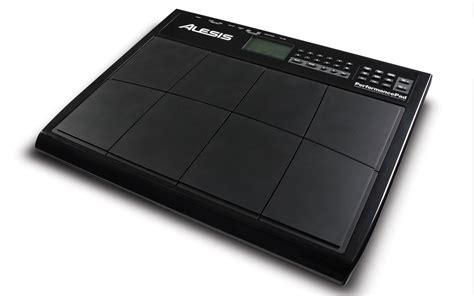how to to on pad alesis performance pad