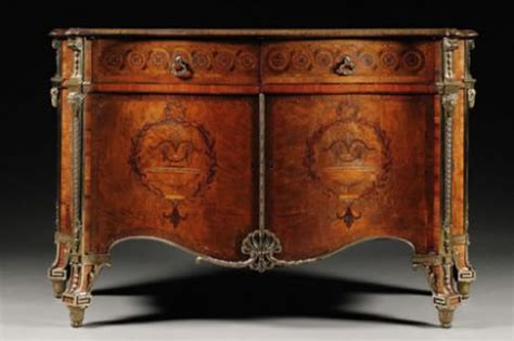 Chip And Dale Antique Furniture by Harrington Commode Becomes The Most Expensive Of Furniture To Be Auctioned