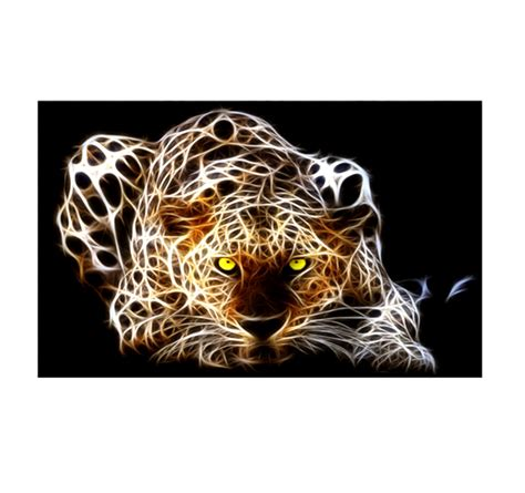 Star Wars Decor tableaux animaux ghost tiger