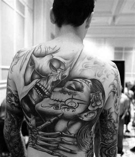 tattoo couple kissing 85 best sugar skull tattoo designs meanings 2018