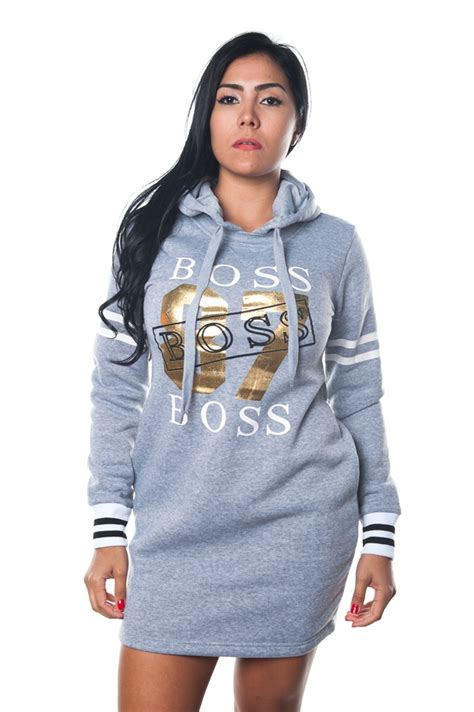 Fhl Dres Denim 3038n fhl 213 grey mini dress hoodie sweatshirt 1 2 2 1