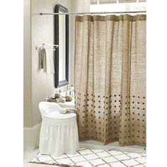 ballard designs shower curtain shower curtains on pinterest burlap shower curtains two
