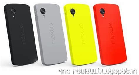lg nexus 5 mobile price lg nexus 5 features price pros cons 4nereview